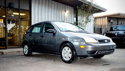 2006 Ford Focus for sale at CTN MOTORS in Houston TX