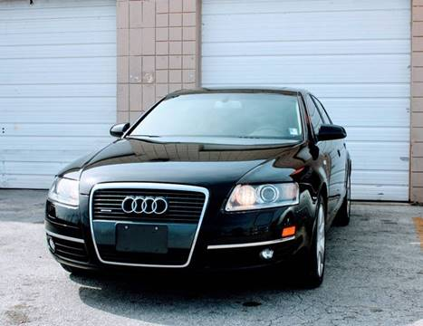 2005 Audi A6 for sale at CTN MOTORS in Houston TX
