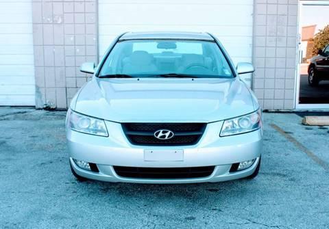 2006 Hyundai Sonata for sale at CTN MOTORS in Houston TX