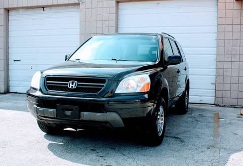 2004 Honda Pilot for sale at CTN MOTORS in Houston TX