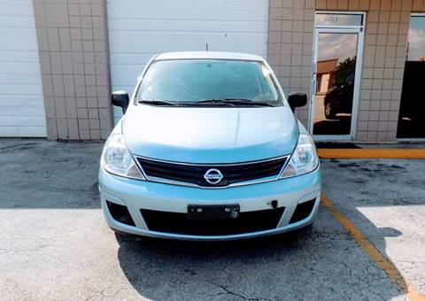 2011 Nissan Versa for sale at CTN MOTORS in Houston TX