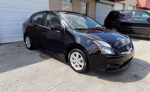 2011 Nissan Sentra for sale at CTN MOTORS in Houston TX
