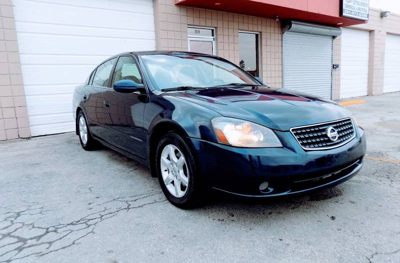 2006 Nissan Altima 25 S 4dr Sedan Wautomatic In Houston Tx Ctn