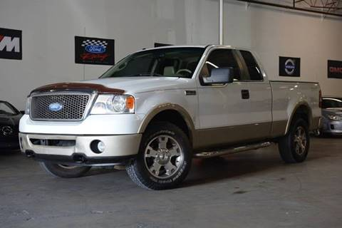 2008 Ford F-150 for sale in Dallas, TX