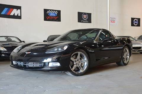 2007 Chevrolet Corvette for sale in Dallas, TX
