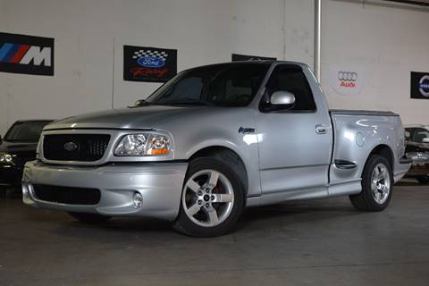 2001 Ford F 150 SVT Lightning For Sale In Dallas TX