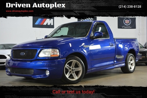 2004 Ford Lightning For Sale >> Ford F 150 Svt Lightning For Sale In Dallas Tx Driven