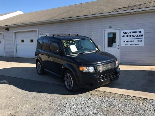 2008 Honda Element SC 4dr SUV 5A   Evington VA