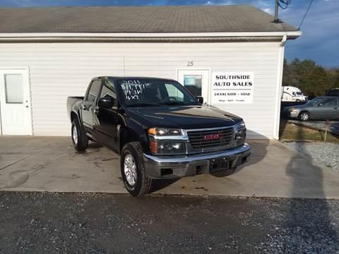 2011 GMC Canyon for sale in Evington, VA