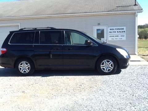 2006 Honda Odyssey for sale in Evington, VA