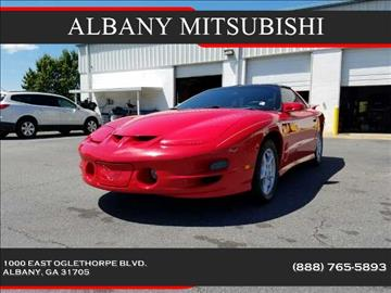 1998 Pontiac Firebird for sale in Albany, GA