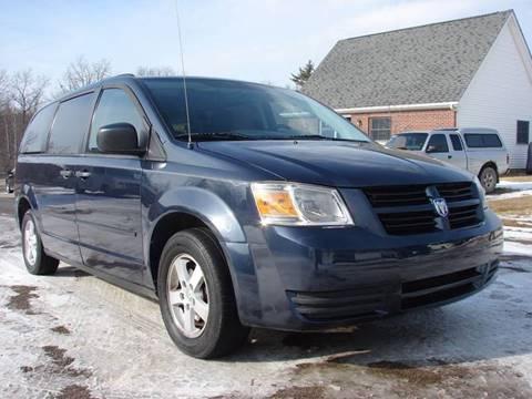 2008 Dodge Grand Caravan for sale in Columbiaville, MI