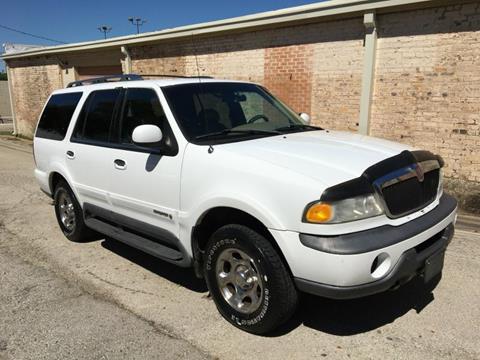 1998 Lincoln Navigator for sale in Denton TX