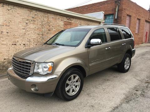 2007 Chrysler Aspen for sale in Denton TX