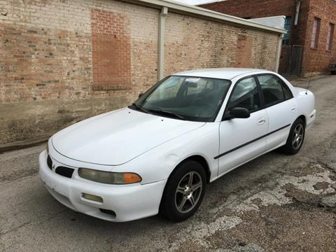 1997 Mitsubishi Galant for sale in Denton TX