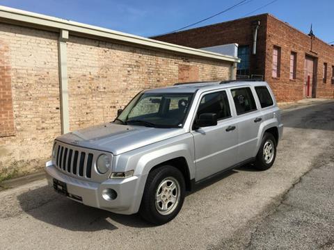 2007 Jeep Patriot for sale in Denton TX