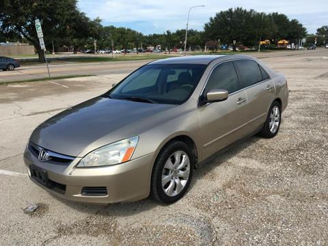 2007 Honda Accord for sale in Denton, TX