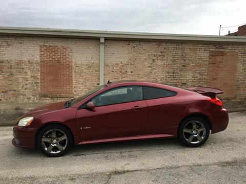 2008 Pontiac G6 for sale in Denton, TX
