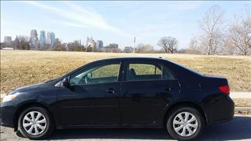 2009 Toyota Corolla for sale in Kansas City, MO