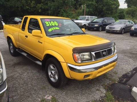 2000 Nissan Frontier for sale in Swatara, PA