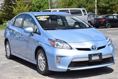 2013 Toyota Prius Plug-in Hybrid for sale in Hudson, NY