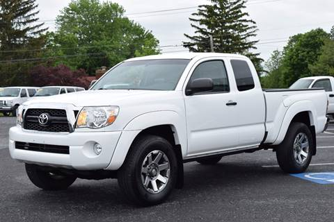 2011 Toyota Tacoma for sale in Hudson, NY