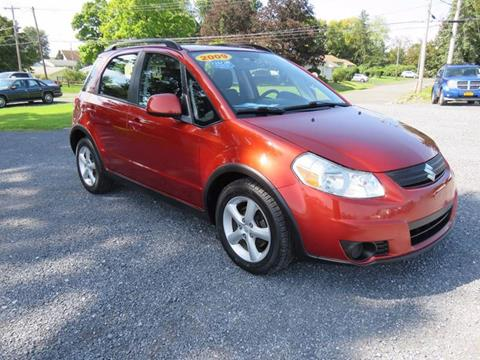 2009 Suzuki SX4 Crossover for sale in Hudson, NY
