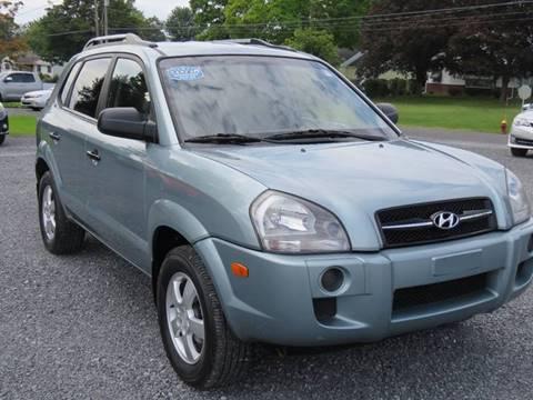 2008 Hyundai Tucson for sale in Hudson, NY