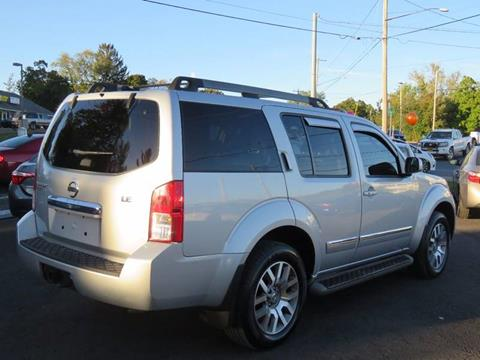 2011 Nissan Pathfinder for sale in Hudson, NY