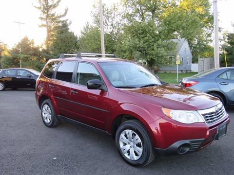 2010 Subaru Forester for sale in Hudson, NY