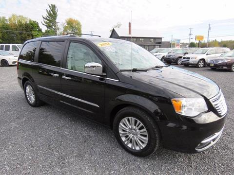 2012 Chrysler Town and Country for sale in Hudson, NY