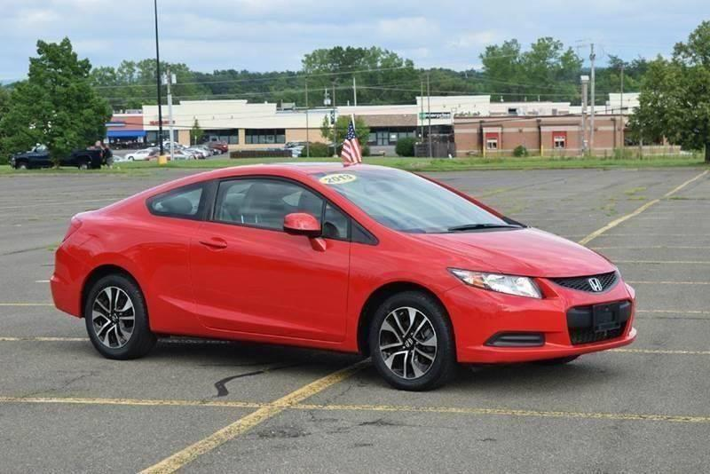 2013 Honda Civic Ex 2dr Coupe 5a In Hudson Ny Broadway Garage Of