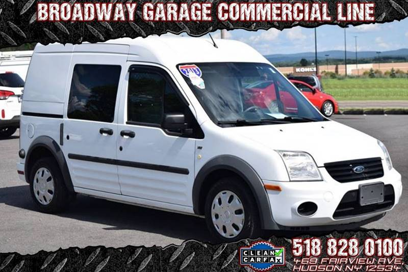 2013 Ford Transit Connect Cargo Van Xlt In Hudson Ny Broadway