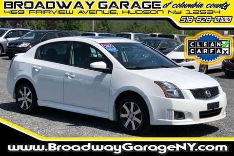 2011 Nissan Sentra for sale in Hudson, NY