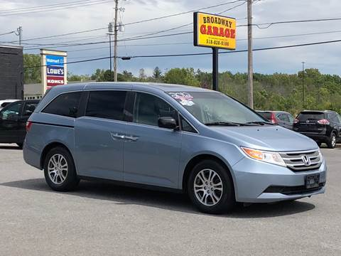 2012 Honda Odyssey For Sale >> Honda Odyssey For Sale In Hudson Ny Broadway Garage Of