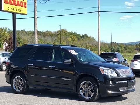 2012 GMC Acadia for sale in Hudson, NY