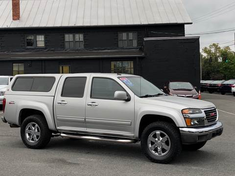 2012 GMC Canyon for sale in Hudson, NY