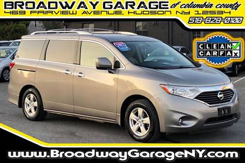 2012 Nissan Quest for sale in Hudson, NY