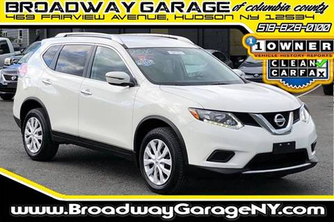 2016 Nissan Rogue for sale in Hudson, NY