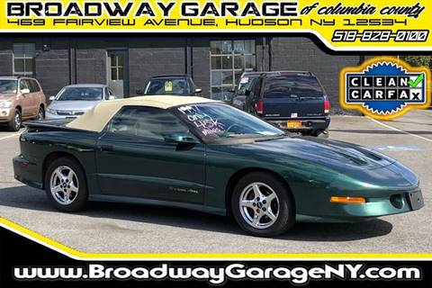 1997 Pontiac Firebird for sale in Hudson, NY