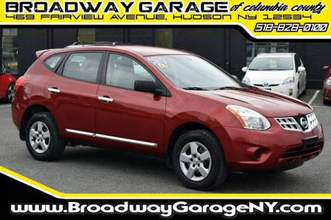 2012 Nissan Rogue for sale in Hudson, NY