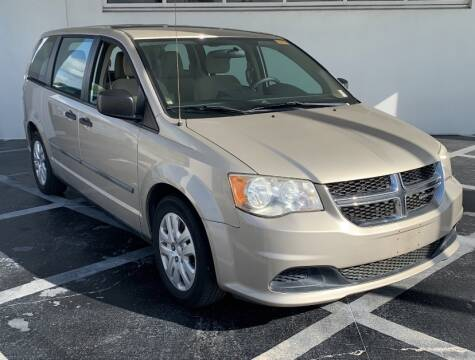 2014 Dodge Grand Caravan for sale at Broadway Garage of Columbia County Inc. in Hudson NY