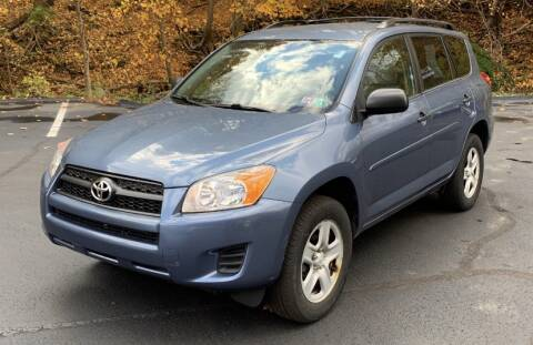 2012 Toyota RAV4 for sale at Broadway Garage of Columbia County Inc. in Hudson NY