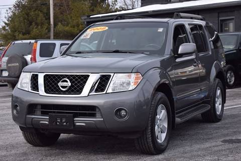 2009 Nissan Pathfinder for sale in Hudson, NY