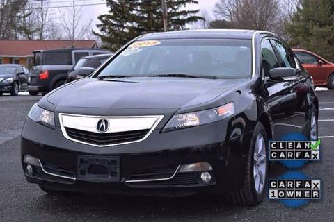 2013 Acura TL for sale in Hudson, NY