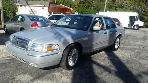 2010 Mercury Grand Marquis for sale in Knoxville, TN