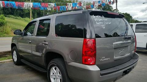 2007 GMC Yukon for sale in Knoxville, TN