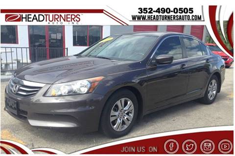 2011 Honda Accord for sale in Chiefland, FL