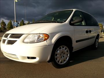 2007 Dodge Grand Caravan for sale in Sacramento, CA