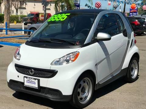 2014 Smart fortwo for sale in Corona, CA